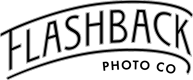 Flashback Photo Co Logo